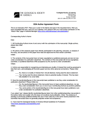 Editable gsa lease novation agreement fill out print download gsa author agreement form geological society of america platinumwayz