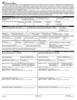 1003 Loan Application PDF Format / Payday advance los angeles ca