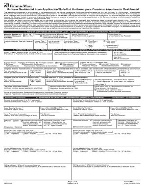 Gambling mortgage application