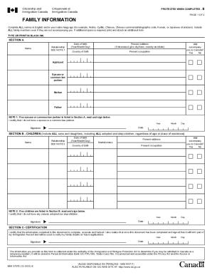 imm 5257 annexe 1 pdf