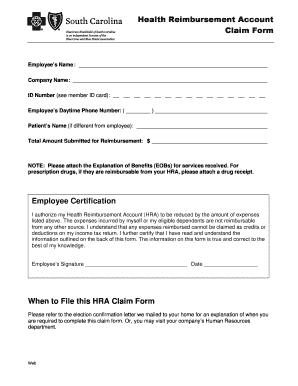 bcbs international claim form Templates - Fillable & Printable ...