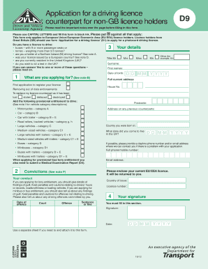Drivers license renewal and application costs, fees and information.