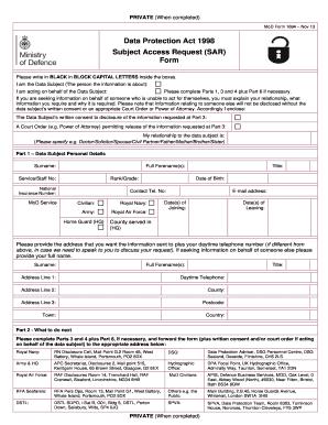 2013 Form UK Mod Form 1694 Fill Online, Printable, Fillable, Blank ...
