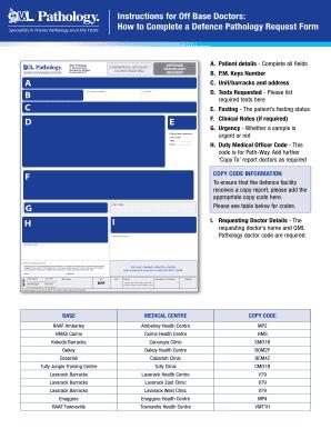 Fillable Online QML referral form guide - Medibank Health