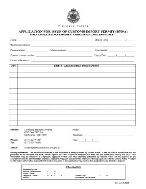 birth registration victoria australia - Forms & Document Templates
