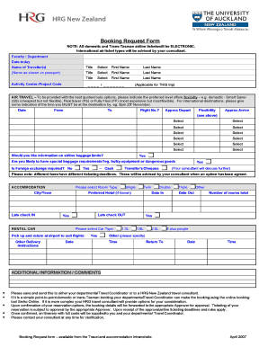 Printable request letter for air ticket booking edit fill out booking request form spiritdancerdesigns Image collections