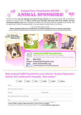 Sponsorpdf Sponsorship application - acfanimals