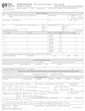 Printable select account fsa - Edit, Fill Out & Download ...