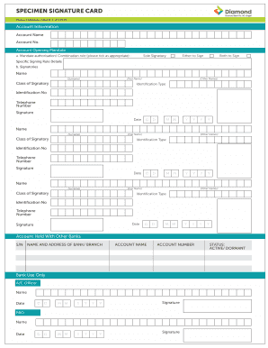 What Is Class Of Signatory - Fill Online, Printable, Fillable, Blank | PDFfiller