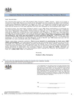 habitational insurance application form canada