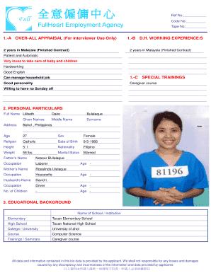 221505557 Printable Service Dog Application Forms on generic employment, for employment, blank college, rental credit, dairy queen job, california job, safeway job, restaurant job, kmart job,