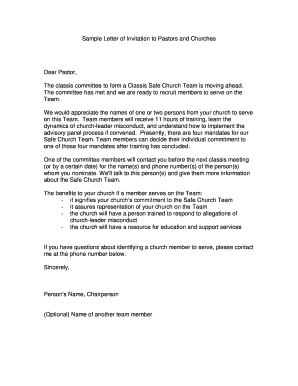 221596337 Letter Of Invitation To Serve On A Committee Template on