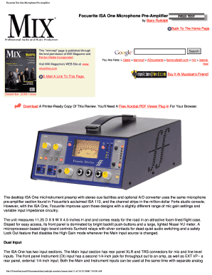 New york form for certificate of conformity fill online focusrite isa one microphone pre amplifier barry rudolph yadclub Image collections