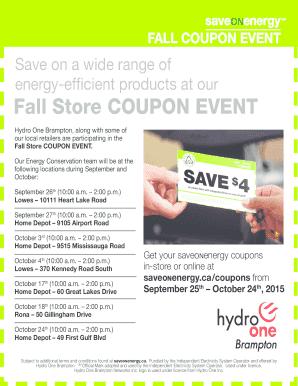 brampton hydro coupons