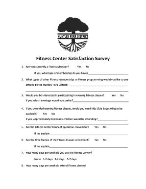 Fillable fitness australia waiver form - Edit Online
