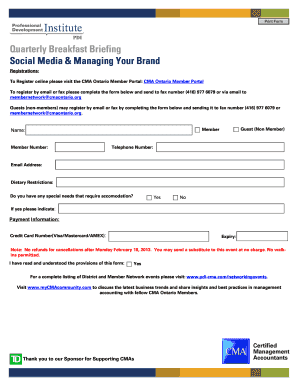 Fillable Social Media Competitive Analysis Template Edit Online - Social media analysis template