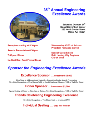 35th Annual Engineering Excellence Awards - acecazorg