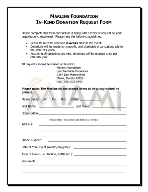 donation request letter for food forms and templates fillable