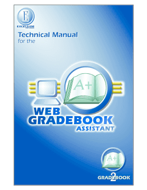 Web Gradebook Assistant Manual Web Gradebook Assistant Manual