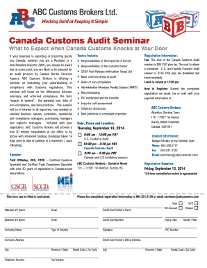 Editable Canada Customs Invoice Template Fill Out Print - Canada customs invoice template
