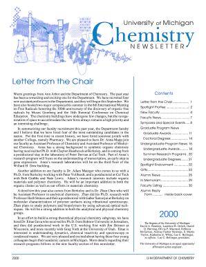 Fillable online chem lsa umich university michigan chemistry of fill online m4hsunfo