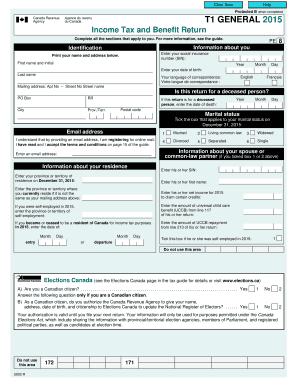 Who needs to file income tax return in canada