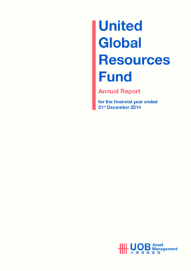United Global Resources Fund - UOB Asset Management