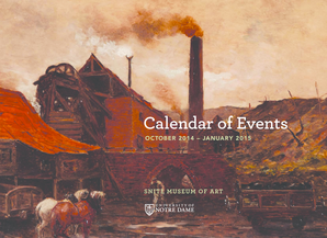 Calendar of Events - Snite Museum of Art - University of Notre Dame - sniteartmuseum nd