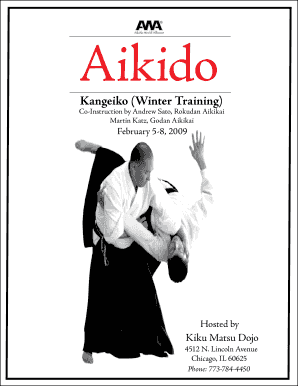 CoInstruction by Andrew Sato, Rokudan Aikikai
