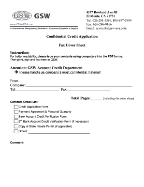 137 Printable Confidential Fax Cover Sheet Forms And Templates