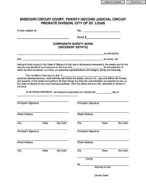 quit claim deed forms missouri - Edit & Fill Out Online
