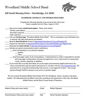 Fillable online brescia cdo convenzione nazionale cdo handbook agreement bformb 2014 b2015b henry county schools schoolwires henry k12 ga publicscrutiny Gallery