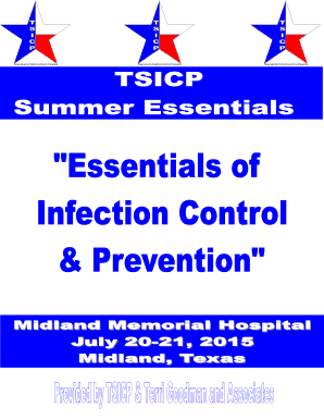 Essentials of Infection Control &amp