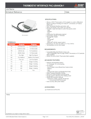 Pac Us444cn 1 - Fill Online, Printable, Fillable, Blank   PDFfiller