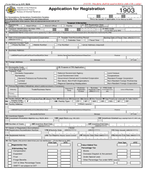 Application for Registration 1903 - bxayimgcomb