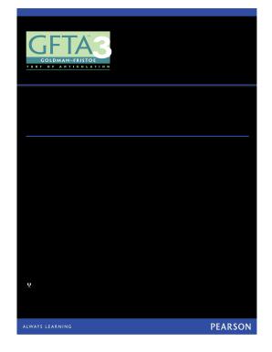 gars 3 scoring manual pdf