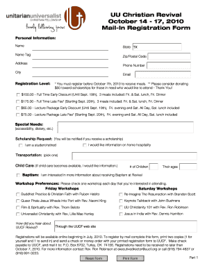 Registration Form Template Fill Out Print Amp Download