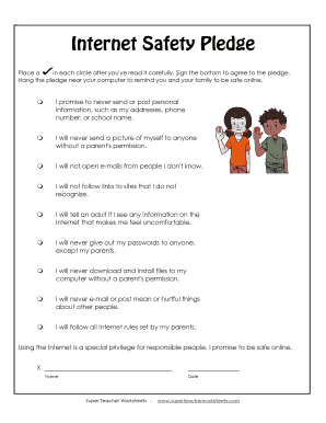 This is a picture of Magic Free Printable Internet Safety Worksheets