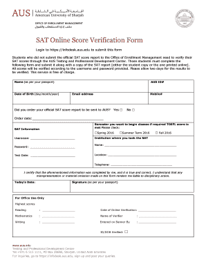sat login - Edit & Fill Out Online Templates, Download in