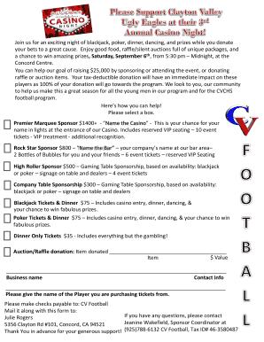 Football cv template forms fillable printable samples for Football cv templates free