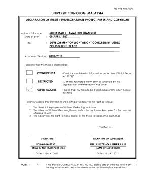 indian visa declaration form pdf