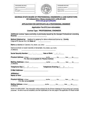 Bill Of Sale Form Georgia Voter Registration Application Templates ...