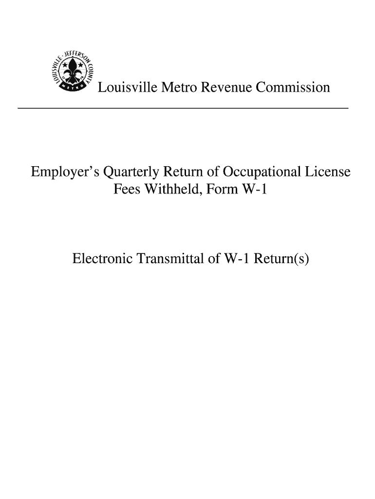 Louisville metro revenue commission