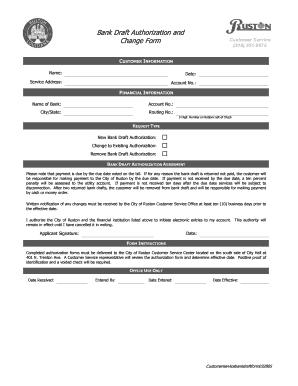 How Do I Set Up Auto Draft City Of Ruston Online Bill Pay Fill