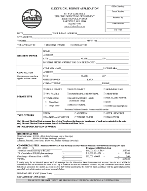 city of edmonton electrical permit application form
