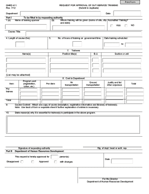 Army Rst Form Military Forms 41 Free Templates In Pdf Word Excel ...