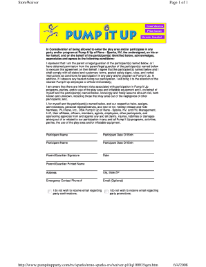 An excellent first impression, application submission and follow-up can greatly boost your chances of getting hired at Pump It Up. The first impression is your application for Pump It Up. Your Pump It Up employment application should be filled out neatly with detailed, but concise information.