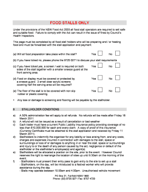 food act 2003 nsw pdf