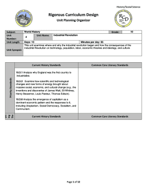 sample curriculum design - Fill Out Online Forms Templates