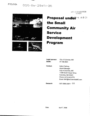 Fillable online ilsgrtation xckets proposal unwp a1021 fax - Regional park swimming pool midwest city ok ...